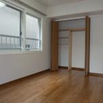 寝室4.5・帖・窓・クローゼット