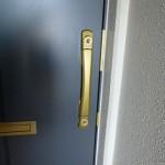 玄関ドア・2ロック・ディンプルキー