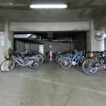 駐輪場・駐車場(地下)