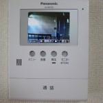 TVモニターインターホン録画機能付