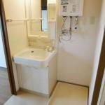 UT(2ウェイ式)・洗面台・洗濯機置場