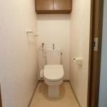 トイレ・温水洗浄便座付