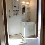 ユティリティーUT・シャワー洗面・洗濯機台・2ウェイタイプ