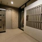 集合玄関ホール・郵便受・オートロック・宅配BOX