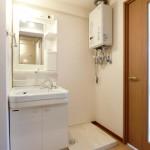 シャワー洗面・洗濯機台