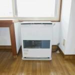 灯油暖房機