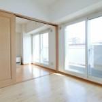 洋室1・窓