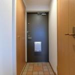 玄関ホール・玄関錠2ロック
