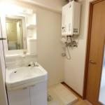 浴室洗面台・洗濯機置台