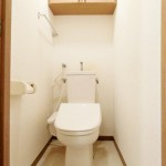 トイレ・温水洗浄便座・上部収納